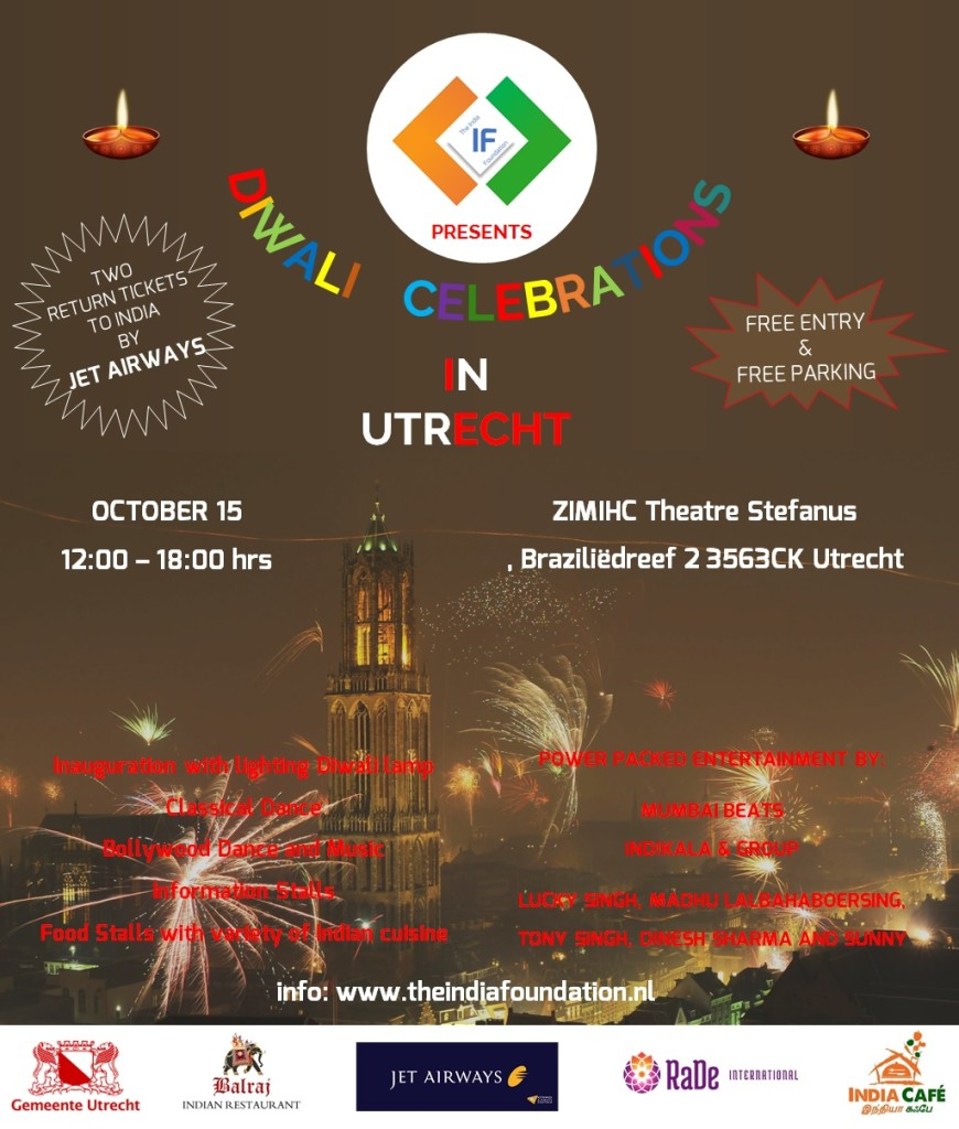 Diwali Celebrations in Utrecht
